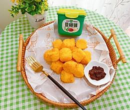 脆皮日本豆腐的做法