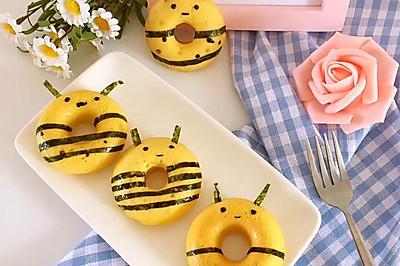 小蜜蜂甜甜圈