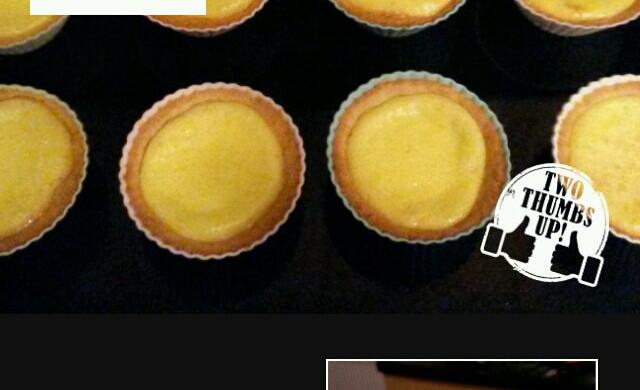 港式蛋挞 (蛋挞皮+蛋挞液)简单
