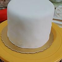 翻糖蛋糕的做法图解24
