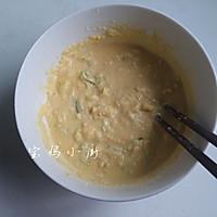 葱花玉米面饼的做法图解5