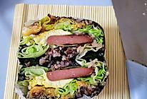 藜麦糙米饭团的做法