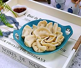 #我们约饭吧#荠菜饺子的做法