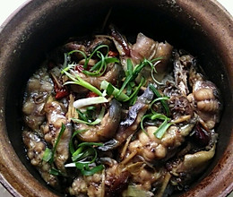 塘虱魚焗瓦罉饭的做法