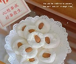 棉花糖饼干——还有更简单的下午茶做法吗?的做法