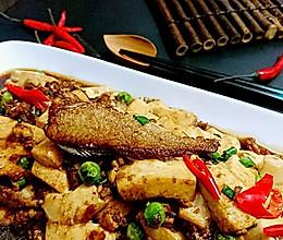 上仙鱼豆腐-健身减肥餐!蜜桃爱营养师私厨为你配餐!的做法