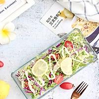 每吃一口感觉瘦三斤【经典蔬菜沙拉】的做法图解4