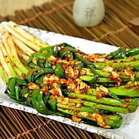 炎热的夏天,尝尝超爽口的小葱泡菜吧!