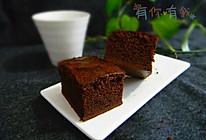 浓情巧克力蛋糕#haollee烘焙课堂#的做法