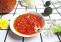 芝麻花生辣椒酱的做法