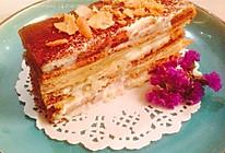 巧克力拿破仑蛋糕的做法