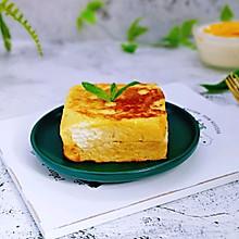 酸奶芒果夹心吐司#馅儿料美食,哪种最好吃#
