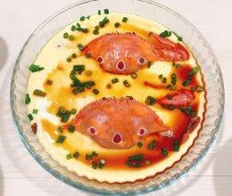 花雕鲜奶蛋蒸螃蟹的做法