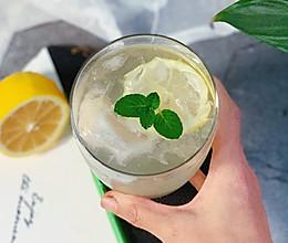 养胃解渴神器-荔枝柠檬苏打的做法