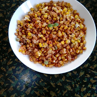 琥珀玉米(80后小时候零食的味道)