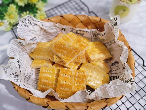 奶油奶酪饼干的做法