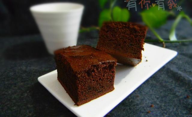 浓情巧克力蛋糕#haollee烘焙课堂#
