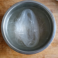 蒜蓉粉丝蒸金针菇——快手下饭就靠它的做法图解2