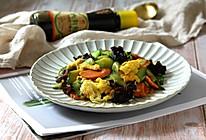 #橄榄中国味 感恩添美味# 黄瓜木耳炒鸡蛋的做法
