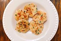 #321沙拉日#鲜甜Q弹的鲜虾饼(附一虾三吃法)的做法