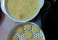 花生豆浆饼干蛋糕的做法