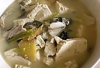 鲜美黄辣丁豆腐汤➕鱼冻的做法