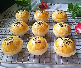 蛋黄酥(黄油版)#手作月饼#的做法