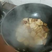 香焖芋头的做法图解4