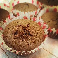 超软巧克力麦芬的做法图解8
