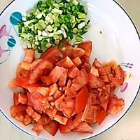 西红柿炒鹅蛋的做法图解2
