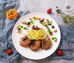简单的阿根廷红虾家常做法的做法
