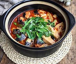 砂锅青鱼的做法