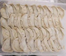 自制营养减脂传统美食:芹菜猪肉饺子的做法