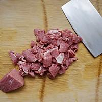 牛肉炒面的做法图解1