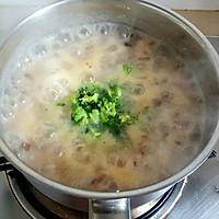 增进食欲、提高抵抗力的营养粥!鸡肉蔬菜粥的做法图解9