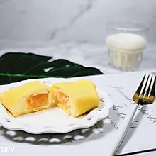 #秋天怎么吃#治愈系魔法甜品—芒果班戟