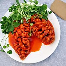 可以摘着吃的葡萄鱼#非常规创意吃鱼法#