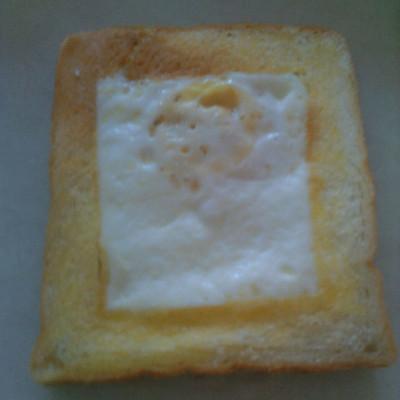 简易早餐o( =•ω•= )m的做法 步骤5