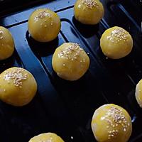 白莲蓉蛋黄酥的做法图解25