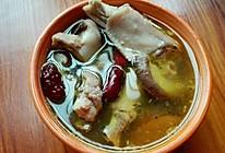 老鸡煲汤的做法