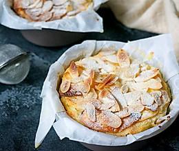 风靡的隐形苹果蛋糕的做法