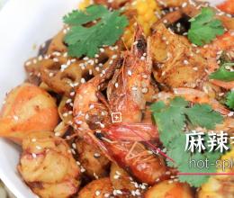 巨下饭的麻辣香锅的做法