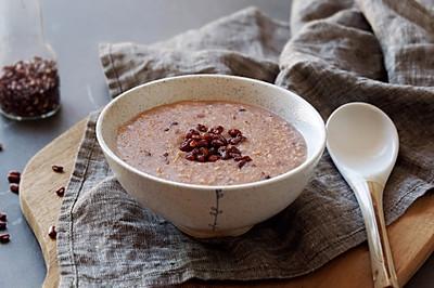 蜜红豆燕麦粥