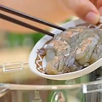 淮山药虾片 小宝宝辅食食谱的作法流程详解4