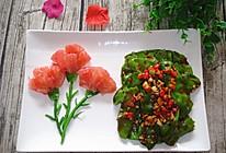 红油扁豆的做法