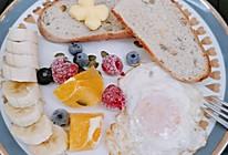 #憋在家里吃什么#Cover by 奥地利小胡配方的欧式面包的做法