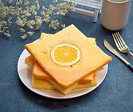 香橙蛋糕#舌尖上的春宴#的做法