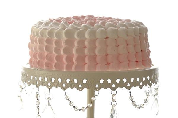 【番茄配方】粉红佳人生日蛋糕的做法