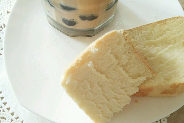 珍珠奶茶(自制Q弹珍珠)的做法
