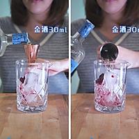 「100种家庭鸡尾酒」008樱花马天尼的做法图解4